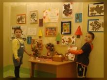 Работы выполнили дети подготовительной группы №2