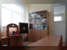 Кабинет учителя-дефектолога Кривушенковой М.С.